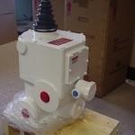 Main Propulsion Actuator for Rolls Royce Astute Class Submarine